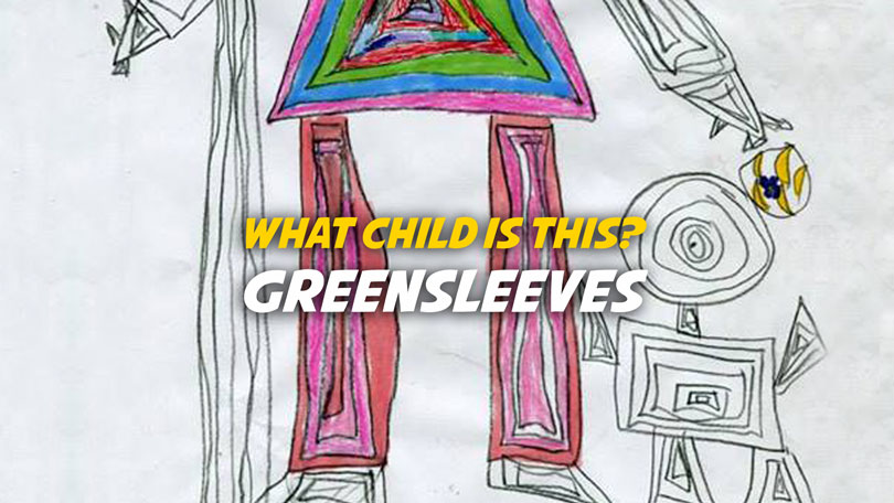 What Child Is This? (Greensleeves) | Free karaoke Download