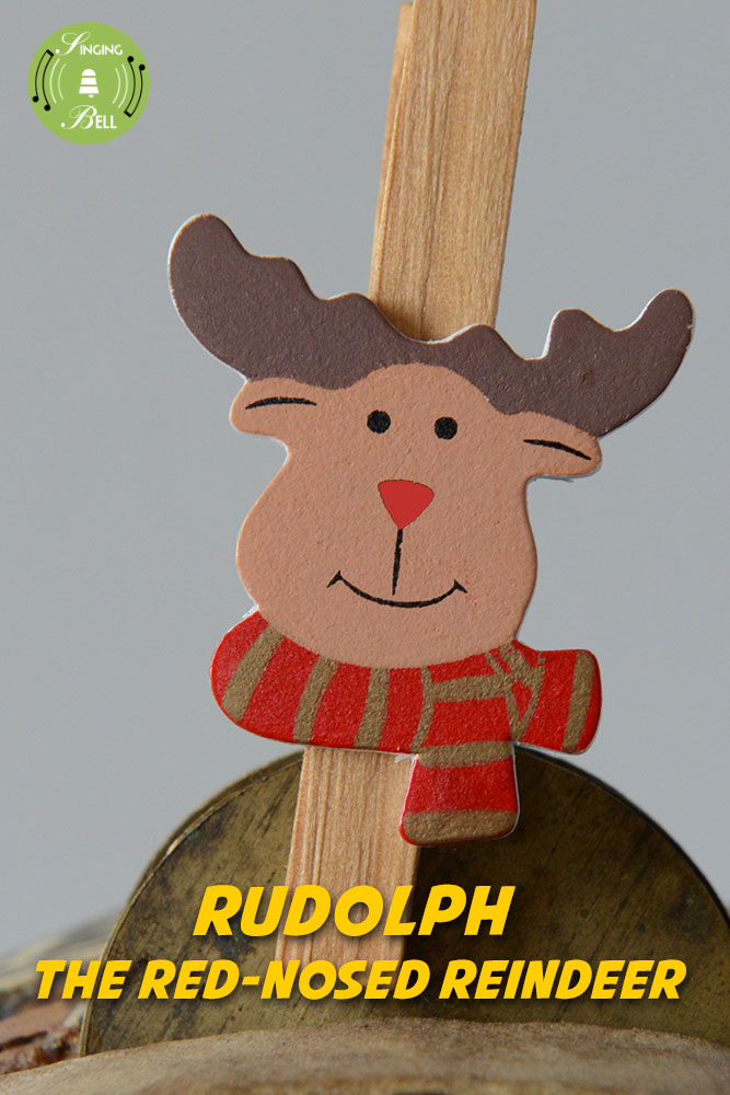 Rudolph, the red-nosed reindeer | Free Christmas Carols & Songs