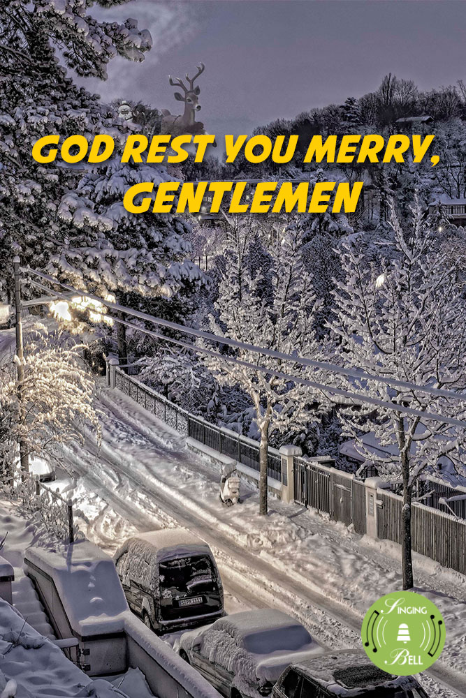 God rest you merry, Gentlemen | Free Karaoke Download