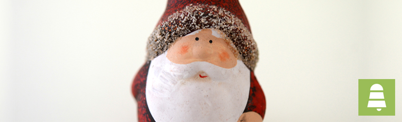 Santa Claus is coming to town - Singing Bell