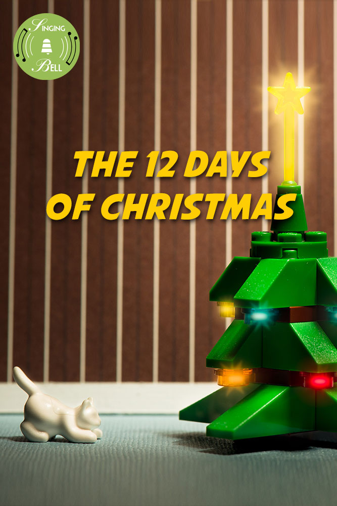the 12 days of christmas singing bell - On The 12th Day Of Christmas Song