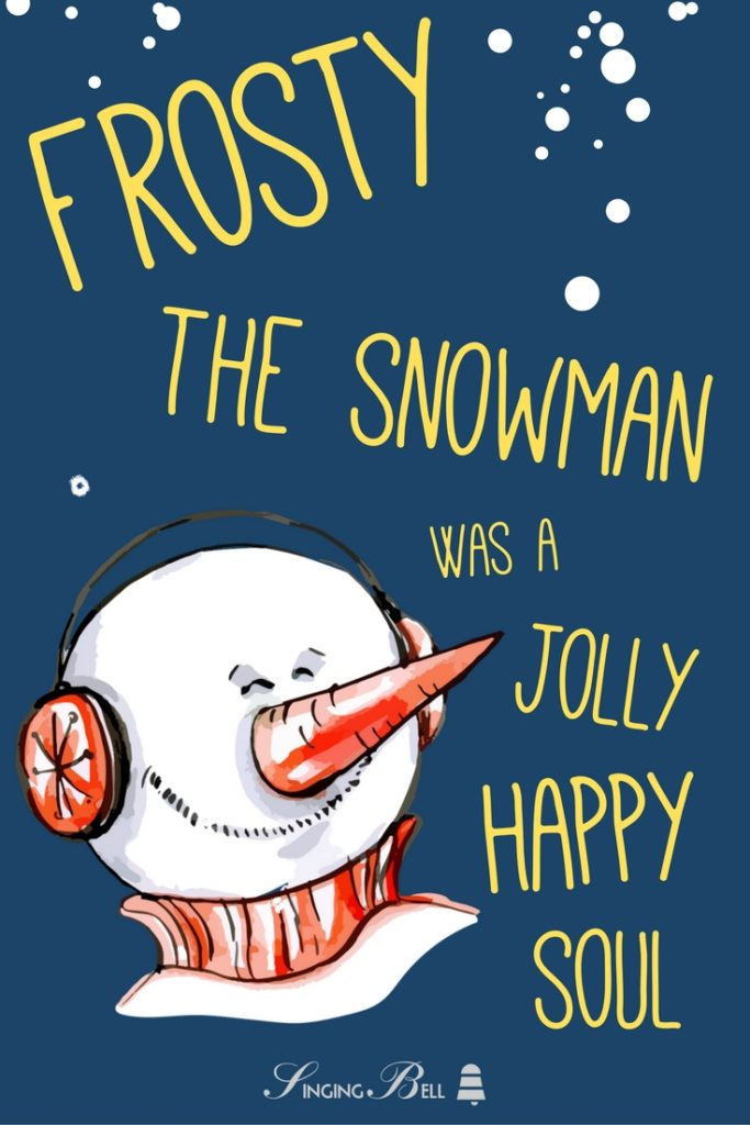 Frosty the Snowman | Free Christmas Carols & Songs