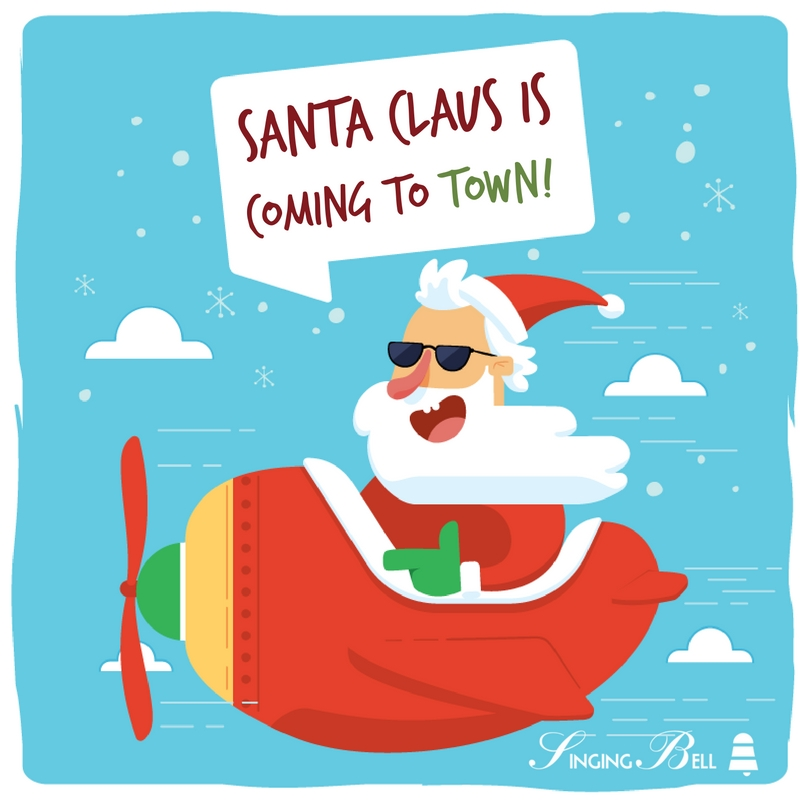 santa claus is comin to town song download mp3