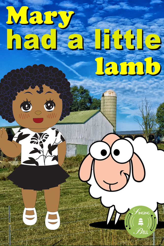 Mary-had-a-little-lamb---Si