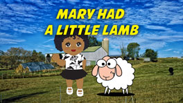 Mary Had a Little Lamb | Free Karaoke download
