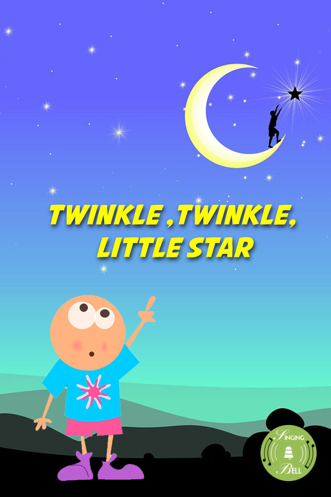 Twinkle, Twinkle, Little Star | Free Nursery Rhyme mp3 download