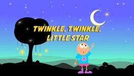 Twinkle, Twinkle, Little Star – Instrumental