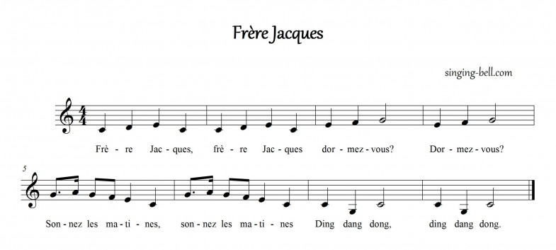 FrereJacques_singing-bell