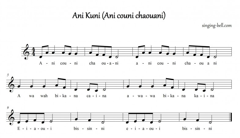 Ani Kuni_singing-bell