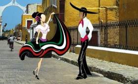 Mexican Hat Dance (Jarabe Tapatio)