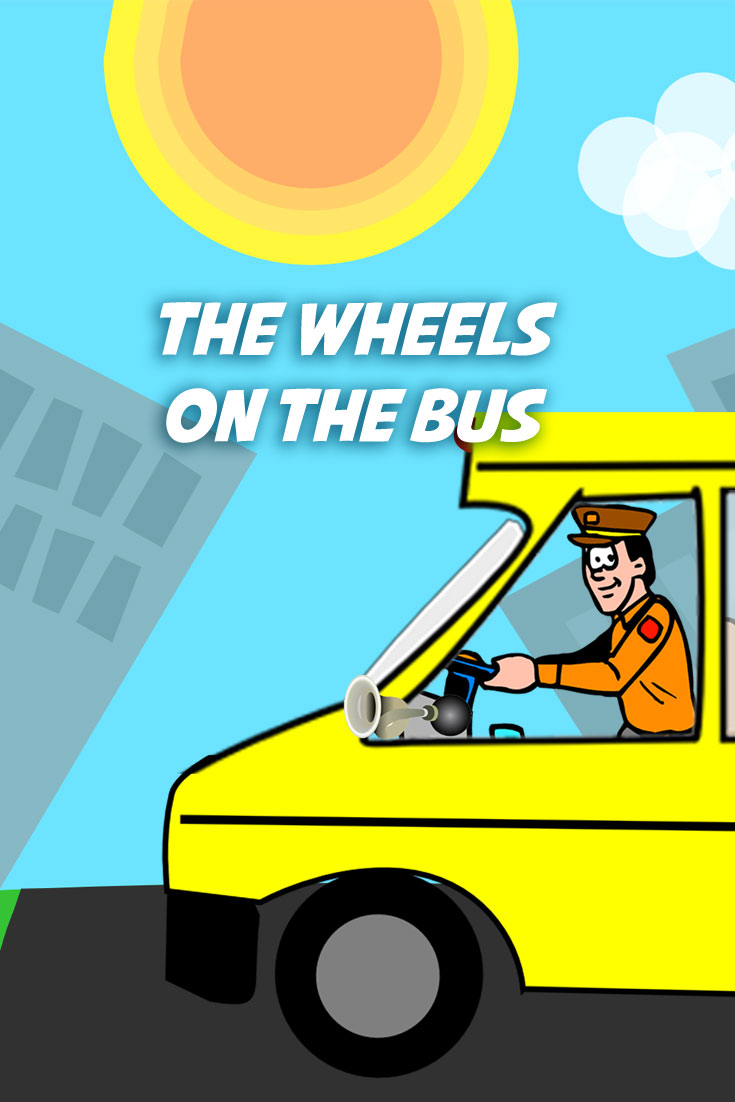Wheels on the bus | Free Karaoke Download