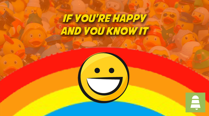 If you're happy and know it | Free Nursery Rhyme Download