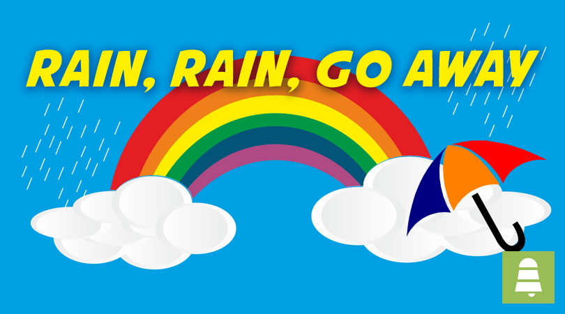 Rain, Rain, Go Away | Free Nursery Rhymes