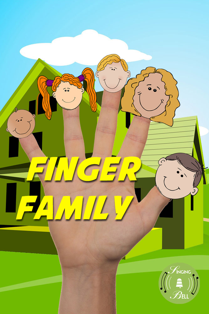 Finger-Family-Singing-Bell