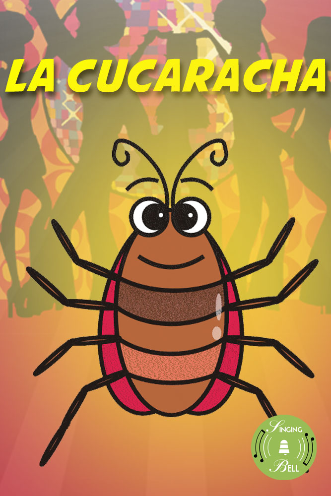Cucaracha lyrics in english