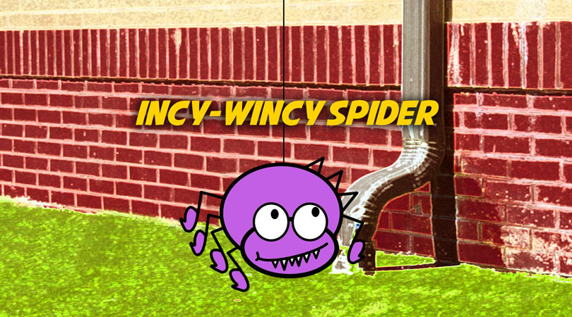 Incy-Wincy Spider | Free Karaoke Nursery Rhymes