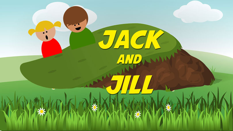 Jack and Jill Nursery Rhyme