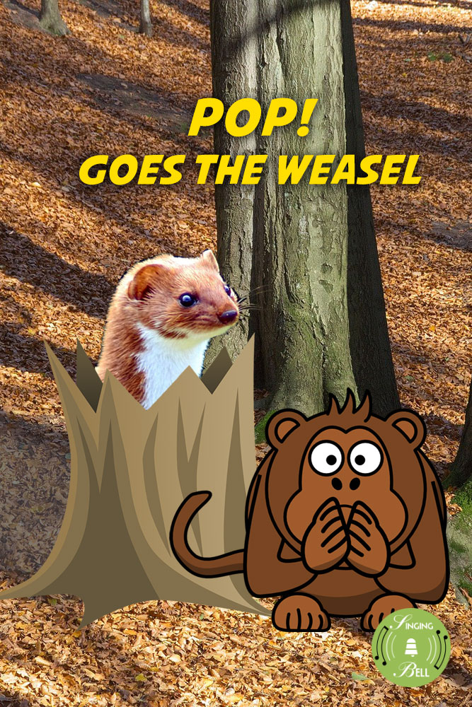 pop goes the weasel mp3 download free