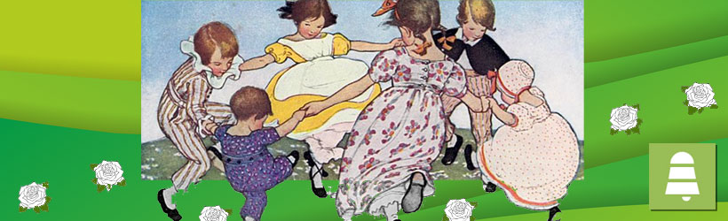 Nursery Rhyme Origins Ring Around Rosie