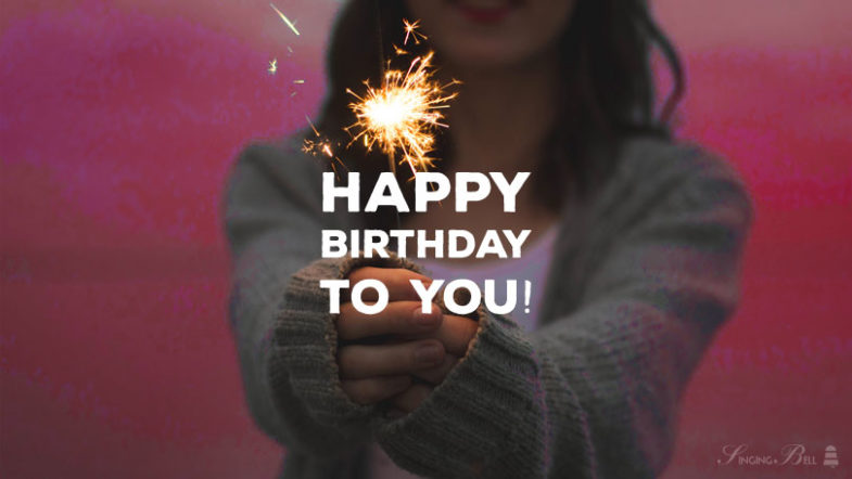 Happy Birthday to You | Free Karaoke Download