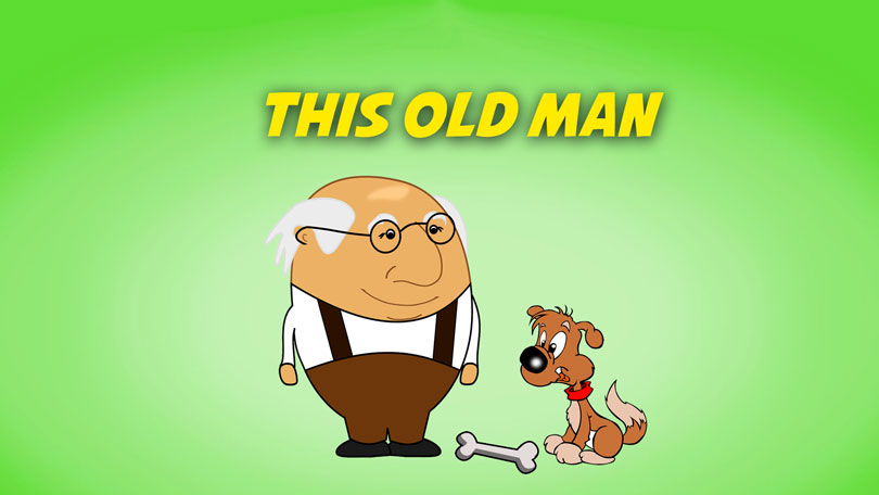 This Old Man | Free Nursery Rhymes