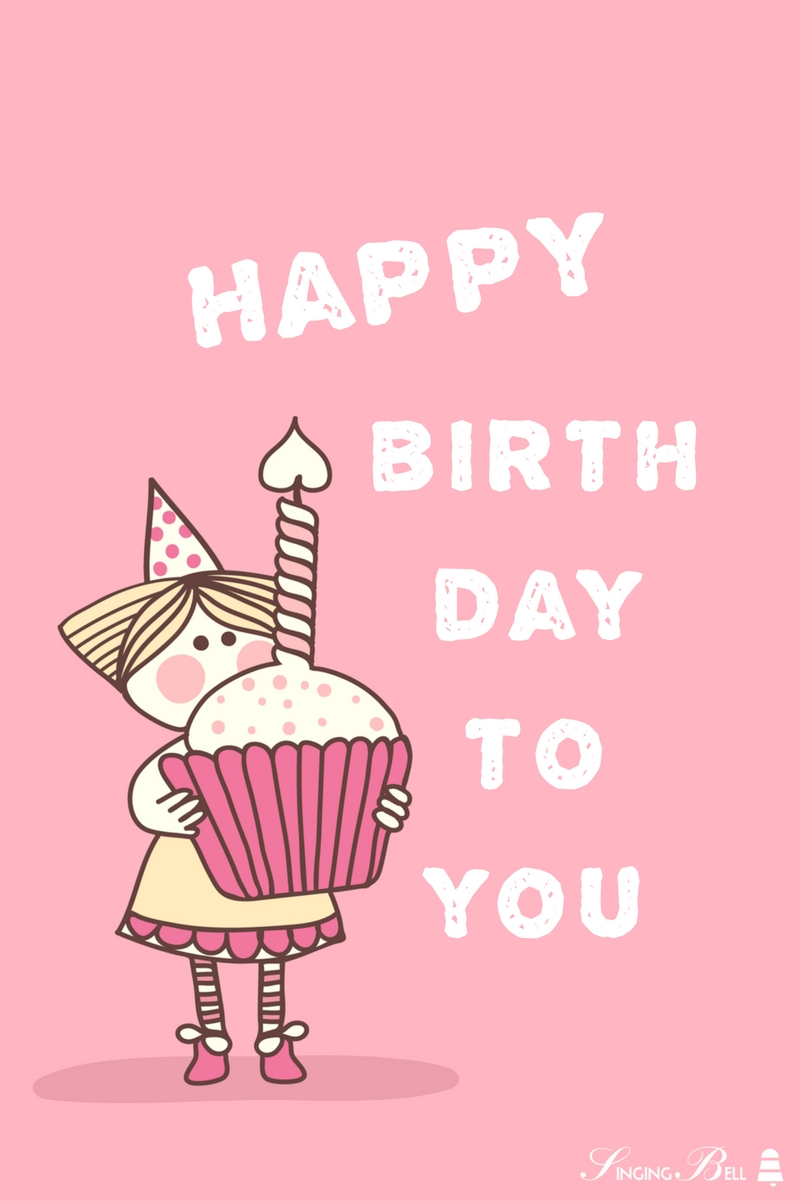 happy birthday to you Collection of the best happy birthday songs, youtube videos, ideas and pictures find a spectacular way of saying happy birthday to you.