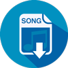 song download icon