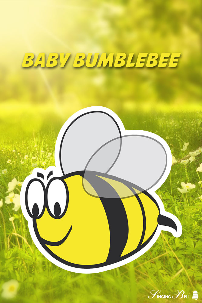 Baby Bumblebee Song For Kids