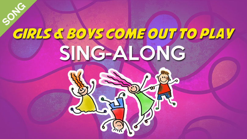 Girls & Boys Come Out To Play Song Download
