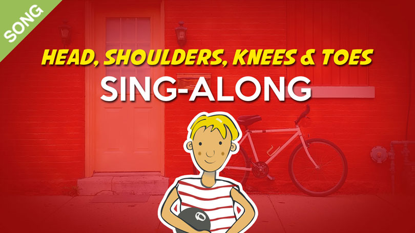 Head, Shoulders, Knees and Toes Song Download