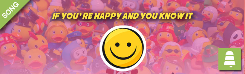 If you're happy and know it Song Download