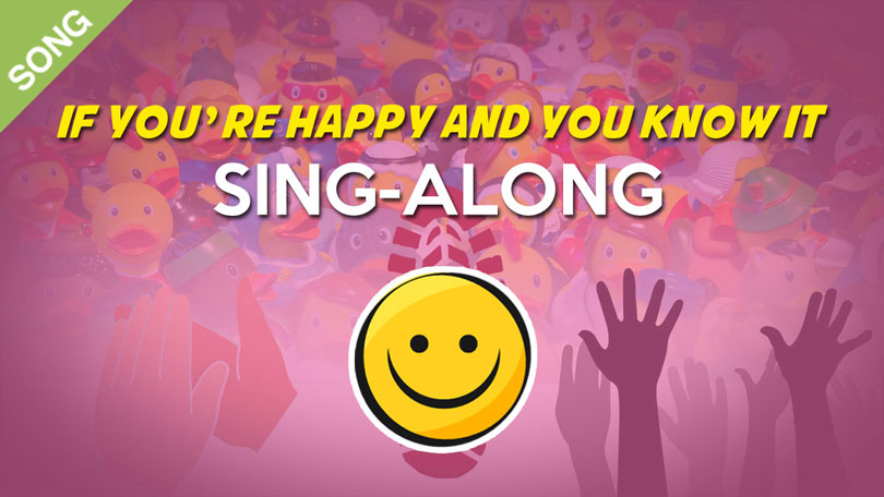 If you're happy and you know it Song Download