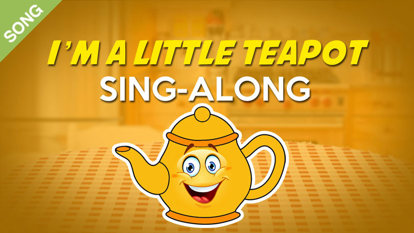 I'm a little teapot song download