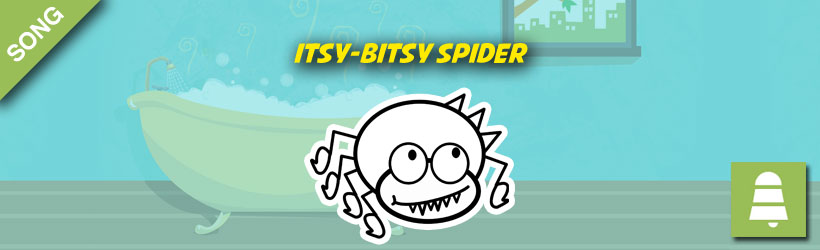 Itsy-Bitsy Spider Song Download