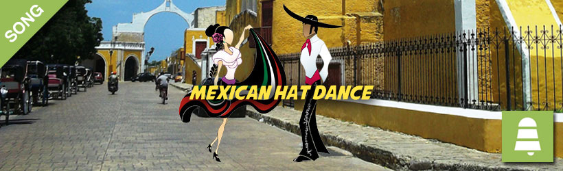 Mexican Hat Dance intro