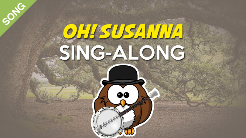 Oh Susanna Children's Song Download