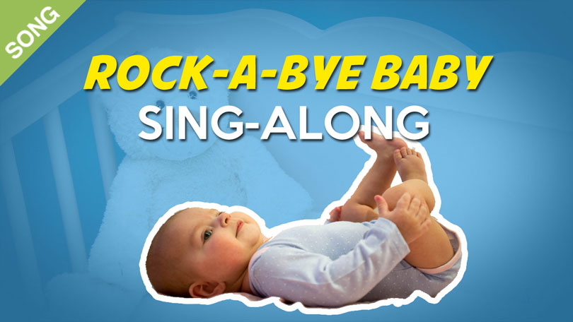 Rock-a-bye Baby Song Download