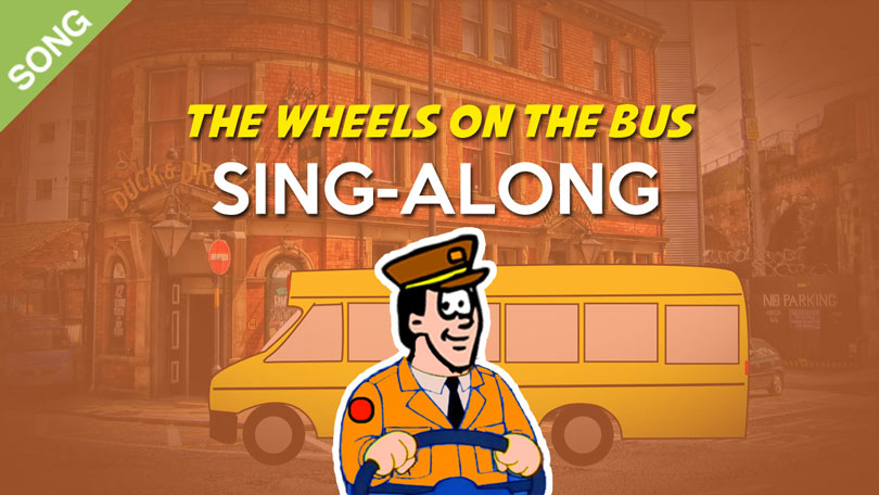 The Wheels on the Bus Song Download