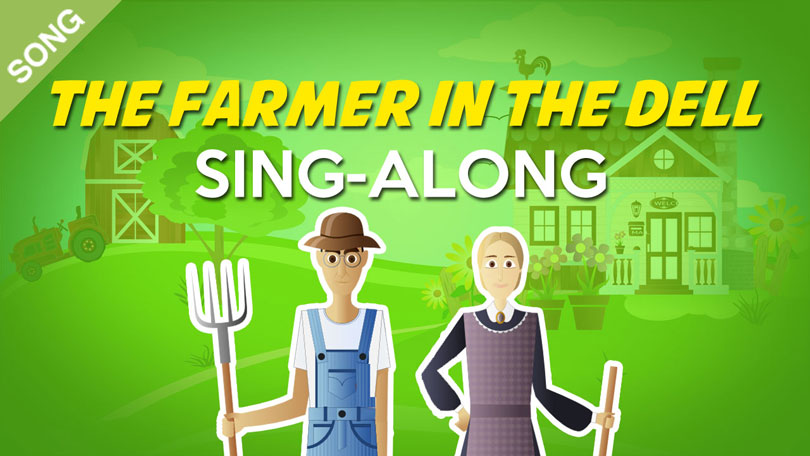 The Farmer in the Dell Song Download