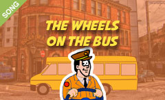 The Wheels on the Bus [SONG]