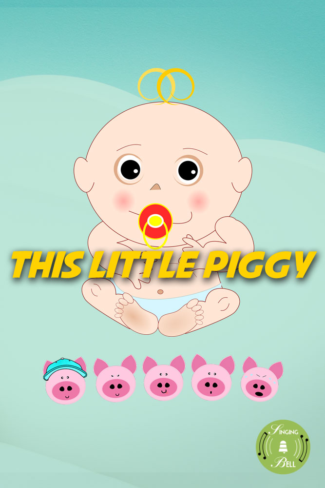 This Little Piggy - Free Instrumental Nursery Rhyme Download