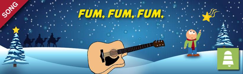 Fum, Fum, Fum | Christmas Carols and Songs