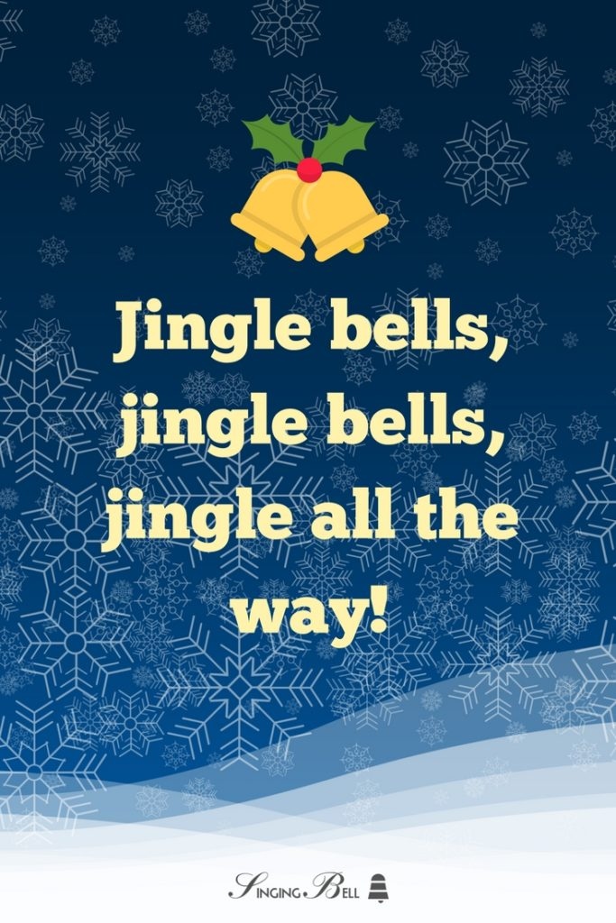 Jingle Bells (feat. Sonia Ter Hovanessian) | Christmas Carols by Singing Bell