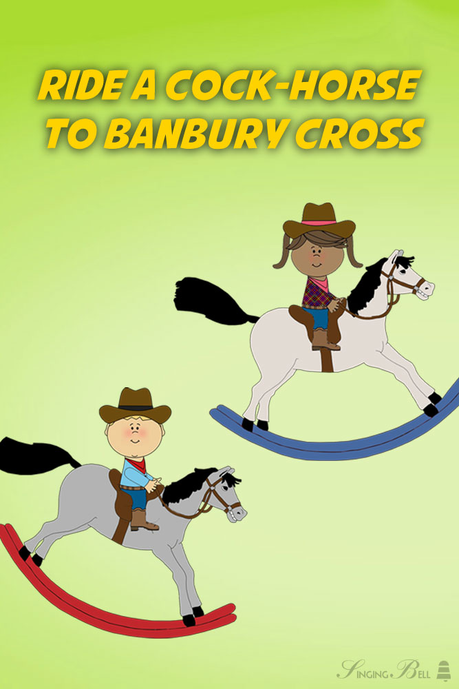 Ride a Cock-Horse to Banbury Cross | Free nursery rhymes mp3 download