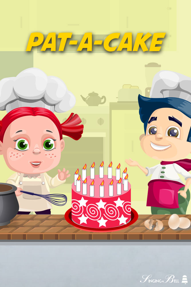 Pat-a-cake | Free Nursery Rhymes mp3 download