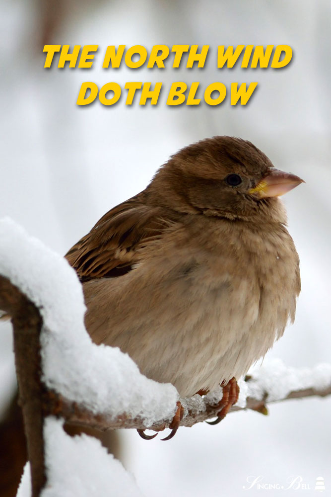 The North Wind Doth Blow | Free Nursery Rhyme mp3 download