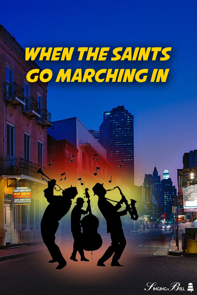 When The Saints Go Marching In Free Nursery Rhymes