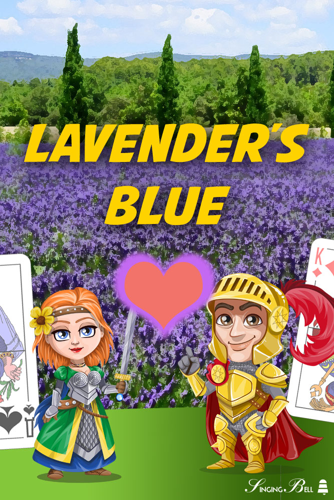 Lavender's Blue | Free Nursery Rhymes