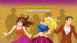 Happy Birthday to You | Dance Version Karaoke