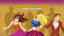 Happy Birthday | Free Karaoke Dance Version Download
